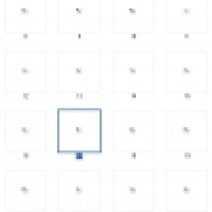 XE공식홈페이지 3차개편 레벨 아이콘