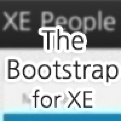 The Bootstrap 레이아웃