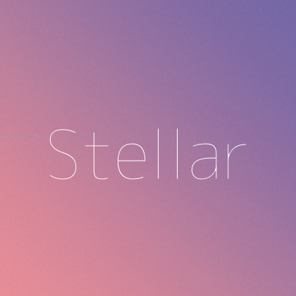 Stellar 레이아웃