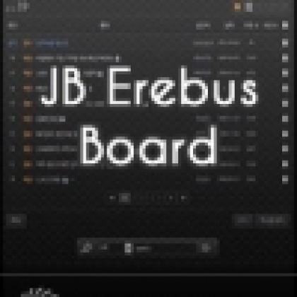 JB Erebus BoardSkin