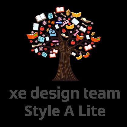 xe design team Style A  Lite