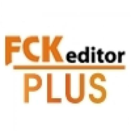 FCKEditor PLUS