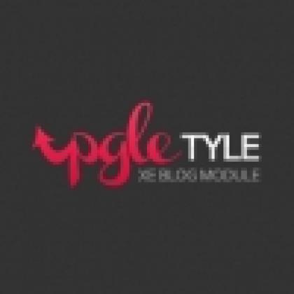 설치형 블로그 모듈 업글타일(Upgletyle)