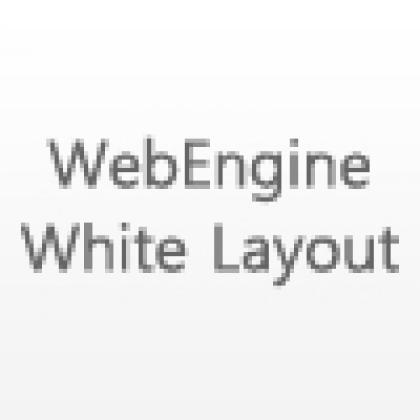 WebEngine White