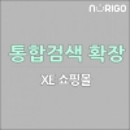 쇼핑몰 통합검색 확장